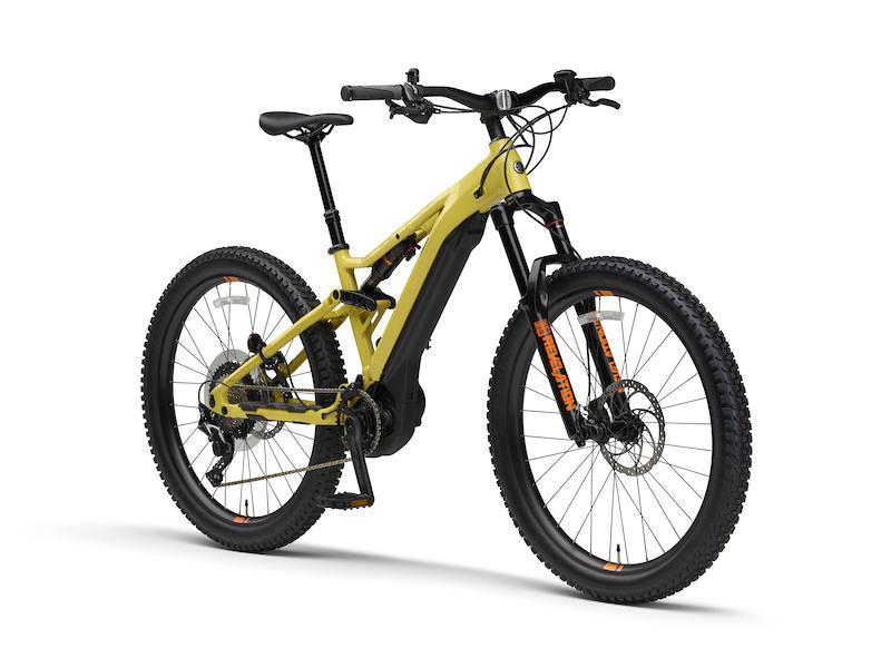 Yamaha YDX Moro Electric Mountain Bike-Electric Bicycle-Yamaha-Voltaire Cycles of Highlands Ranch Colorado
