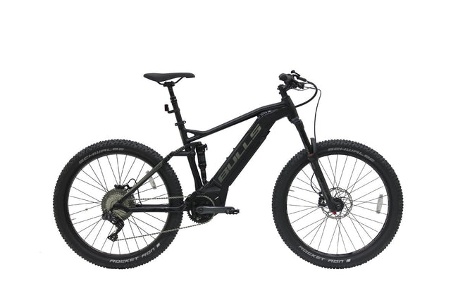 Bulls eMTB E-Core Di2 FS 27.5+-Electric Bicycle-Bulls-44cm-Voltaire Cycles of Highlands Ranch Colorado