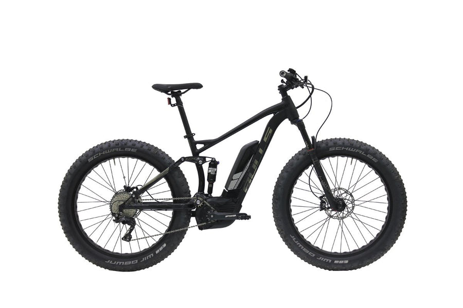 Bulls Monster E FS-Electric Bicycle-Bulls-46cm-Voltaire Cycles of Highlands Ranch Colorado