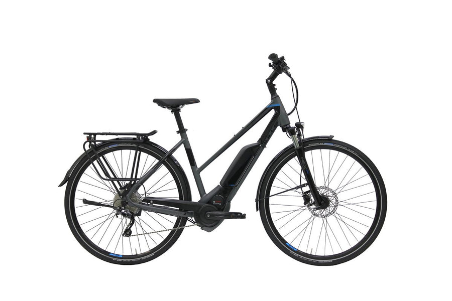 Bulls eSPEED Cross Mover Speed Step-Thru-Electric Bicycle-Bulls-45cm-Voltaire Cycles of Highlands Ranch Colorado