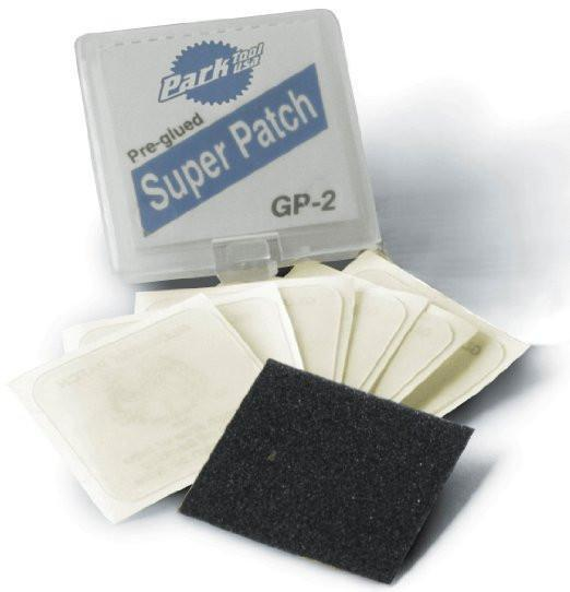 Park Tool Super Patch Kit GP-2-Bicycle Tools-Park Tool-Voltaire Cycles of Highlands Ranch Colorado