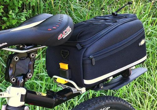 Topeak MTX Trunk Bag DXP Rack Bag with Expandable Panniers-Bicycle Trunk Bags-Topeak-Voltaire Cycles of Highlands Ranch Colorado