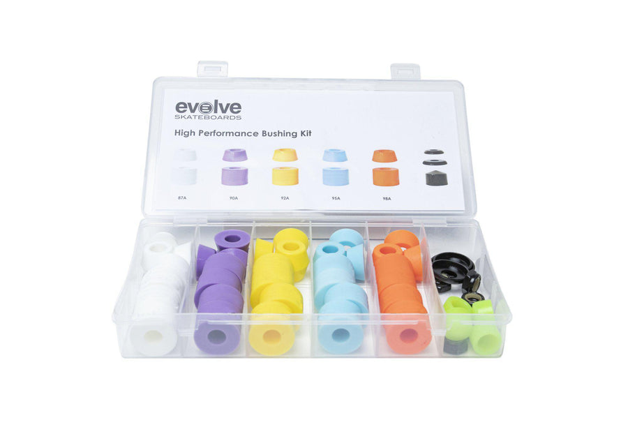 Evolve Performance Bushings Pack Single Set-Evolve-Voltaire Cycles of Highlands Ranch Colorado
