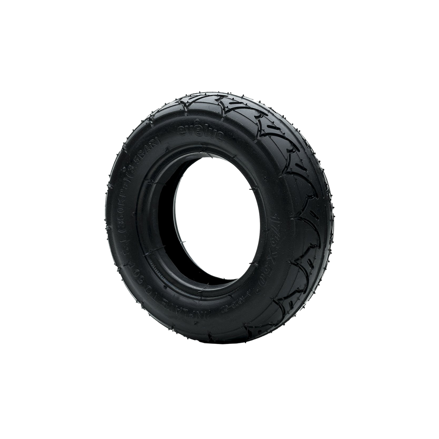 "Evolve 7"" Tire-Electric Skateboard Parts-EVOLVE-Black-Street-Voltaire Cycles of Highlands Ranch Colorado"