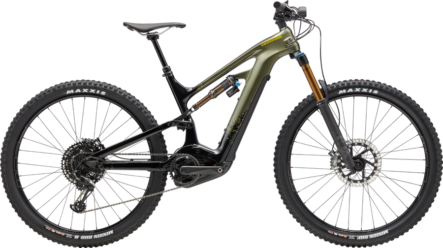Cannondale Moterra NEO 1-Electric Bicycle-Cannondale-Mantis X Large-Voltaire Cycles of Highlands Ranch Colorado