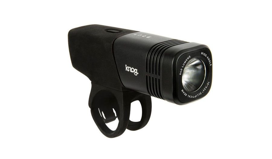 KNOG Blinder Arc 640-Bicycle Lights-KNOG-Black-Voltaire Cycles of Highlands Ranch Colorado