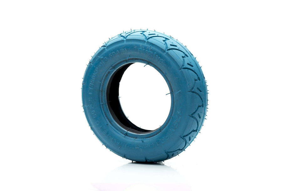 "Evolve 7"" Tire-Electric Skateboard Parts-EVOLVE-DeepSky Blue-Street-Voltaire Cycles of Highlands Ranch Colorado"