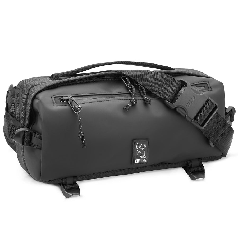 Chrome Kovac Sling Bag-Bicycle Messenger Bags-Chrome Industries-Black-Voltaire Cycles of Highlands Ranch Colorado