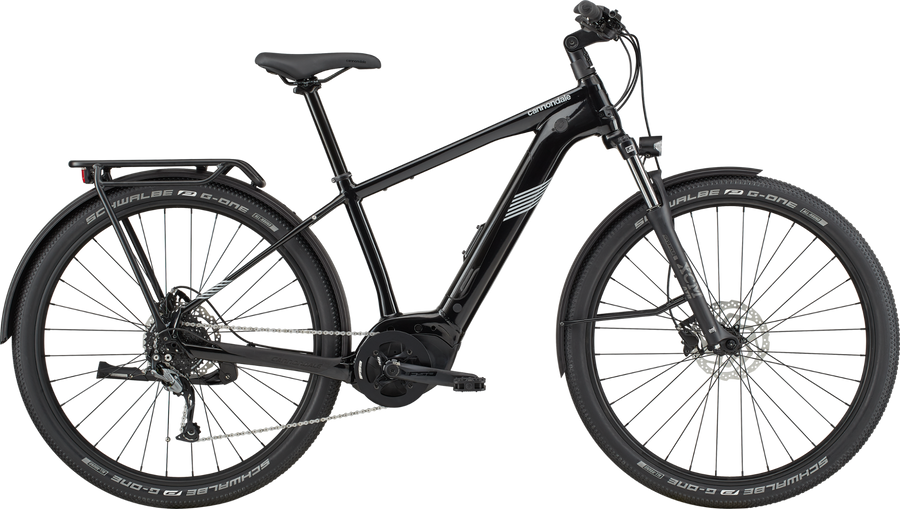 Cannondale Tesoro Neo X 3-Electric Bicycle-Cannondale-Large Black Pearl-Voltaire Cycles of Highlands Ranch Colorado