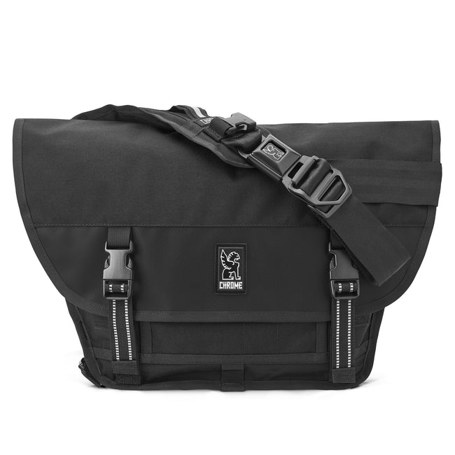 Chrome Mini Metro Messenger Bag-Bicycle Messenger Bags-Chrome Industries-Voltaire Cycles of Highlands Ranch Colorado