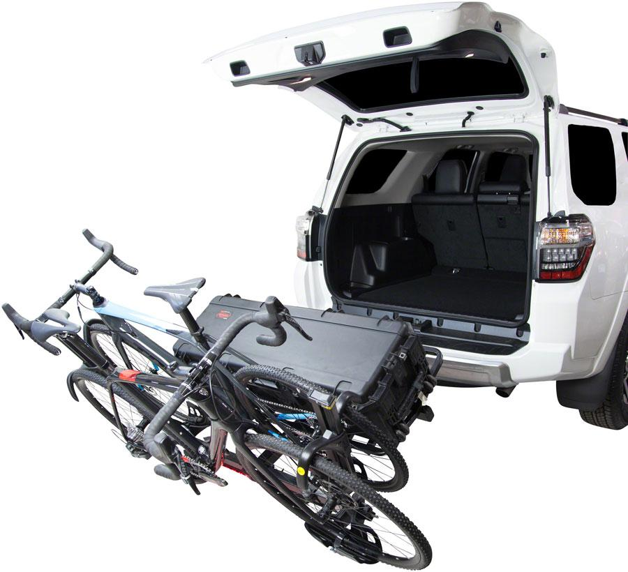 Saris SuperClamp, 2-Bike Cargo Rack-Bicycle Automobile Carriers-Saris-Voltaire Cycles of Highlands Ranch Colorado