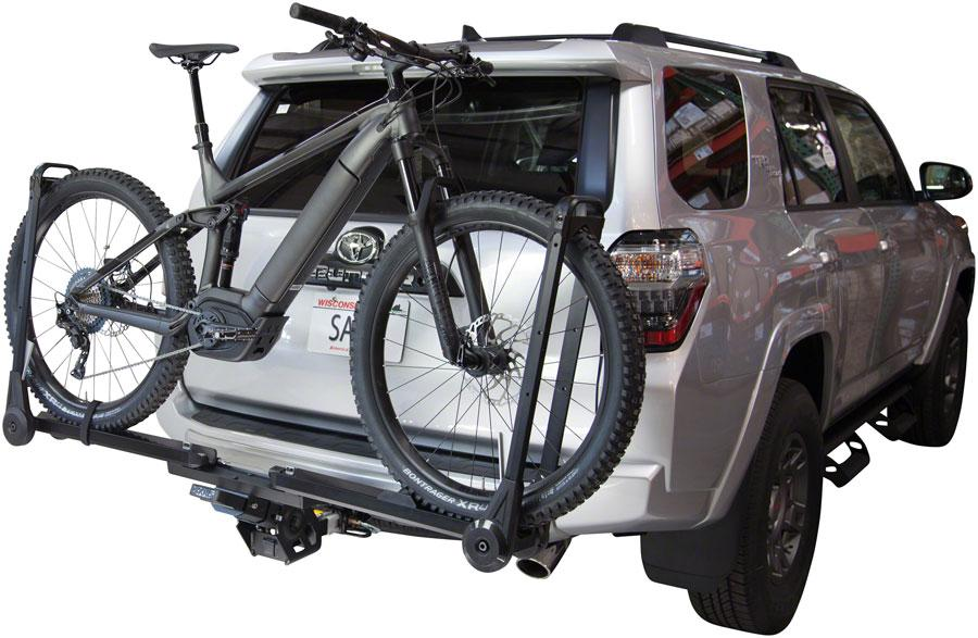 Saris MTR, 1-Bike Hitch Rack-Bicycle Automobile Carriers-Saris-Voltaire Cycles of Highlands Ranch Colorado