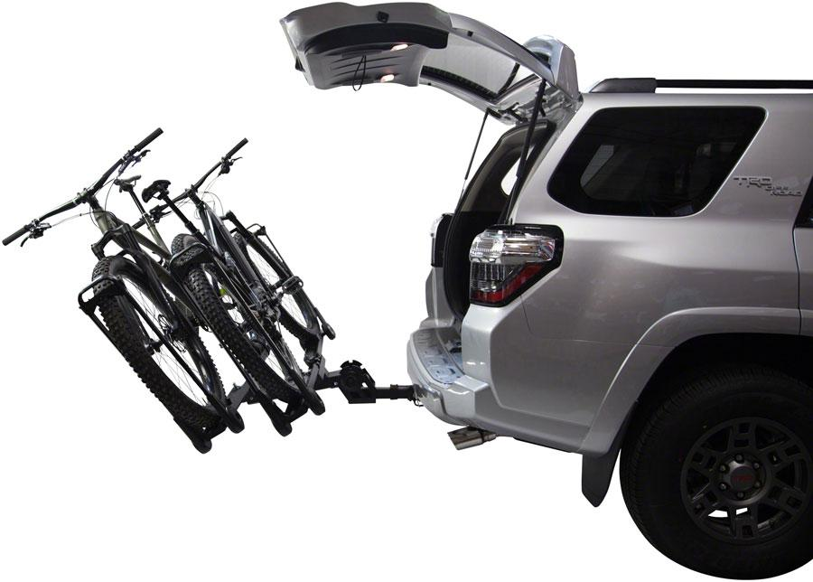 Saris MTR, 2-Bike Hitch Rack-Bicycle Automobile Carriers-Saris-Voltaire Cycles of Highlands Ranch Colorado