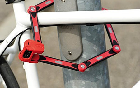 Abus Bordo Combo 6100/90 Maximum Level 9-Bicycle Locks-Abus-Voltaire Cycles of Highlands Ranch Colorado