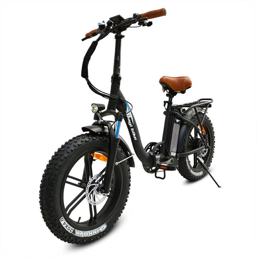 Bagi Bike B10 Bold Fat Tire-Electric Bicycle-Bagi Bike-Voltaire Cycles of Highlands Ranch Colorado