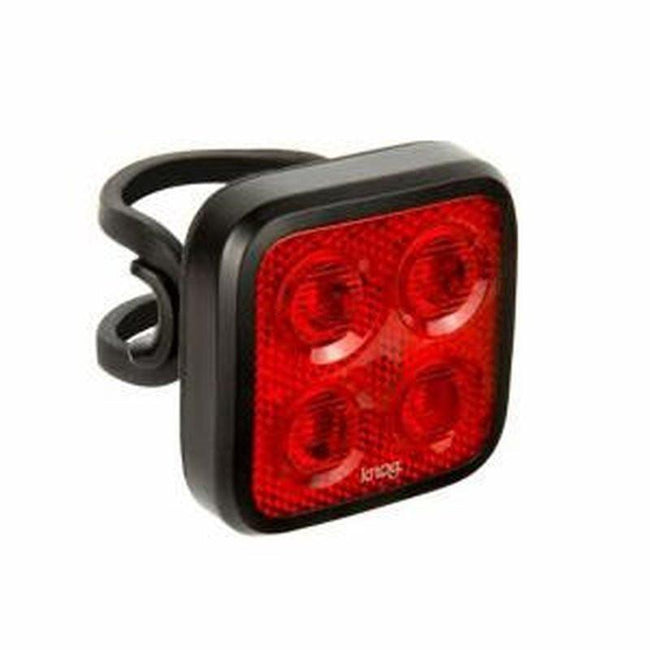Blinder MOB - Rear Bicycle Light USB Rechargeable by KNOG-Bicycle Lights-KNOG-Voltaire Cycles of Highlands Ranch Colorado