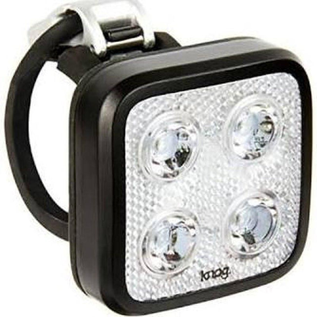 Blinder MOB Four Eyes Front Bicycle LIght-Bicycle Lights-KNOG-Voltaire Cycles of Highlands Ranch Colorado