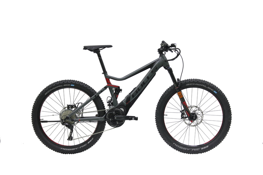 Bulls E-Stream EVO 45 AM-Electric Bicycle-Bulls-41cm-Voltaire Cycles of Highlands Ranch Colorado
