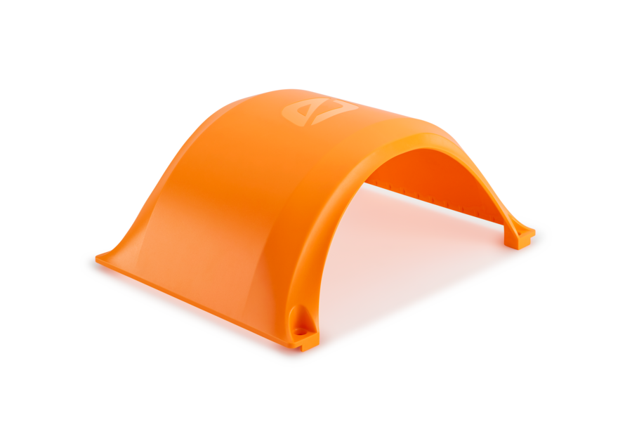 Onewheel XR Fender-Electric Skateboard Parts-Onewheel-Fluorescent Orange-Voltaire Cycles of Highlands Ranch Colorado