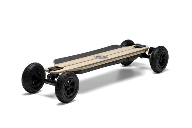 Evolve Bamboo GTR All Terrain Skateboard-Electric Skateboard-EVOLVE-Voltaire Cycles of Highlands Ranch Colorado