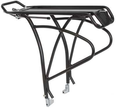 Sunlite Gold Tec Disc Rear Bike Rack-Bicycle Racks - Bike Mounted-Sunlite-Voltaire Cycles of Highlands Ranch Colorado