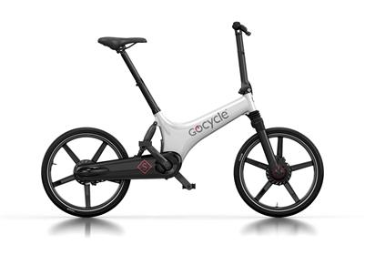 Gocycle GS The All Rounder-Electric Bicycle-Gocycle-White / Black-Voltaire Cycles of Highlands Ranch Colorado