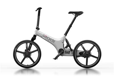 Gocycle G3 The Design Icon-Electric Bicycle-Gocycle-White-Voltaire Cycles of Highlands Ranch Colorado