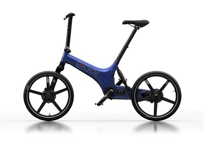 Gocycle G3 The Design Icon-Electric Bicycle-Gocycle-Blue-Voltaire Cycles of Highlands Ranch Colorado