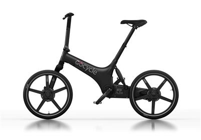Gocycle G3 The Design Icon-Electric Bicycle-Gocycle-Black-Voltaire Cycles of Highlands Ranch Colorado
