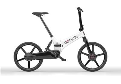 Gocycle GX The Fast Folder-Electric Bicycle-Gocycle-White/Gloss-Voltaire Cycles of Highlands Ranch Colorado