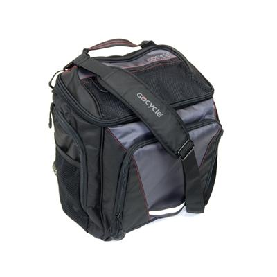 Gocycle Front Pannier-Bags-Gocycle-Voltaire Cycles of Highlands Ranch Colorado