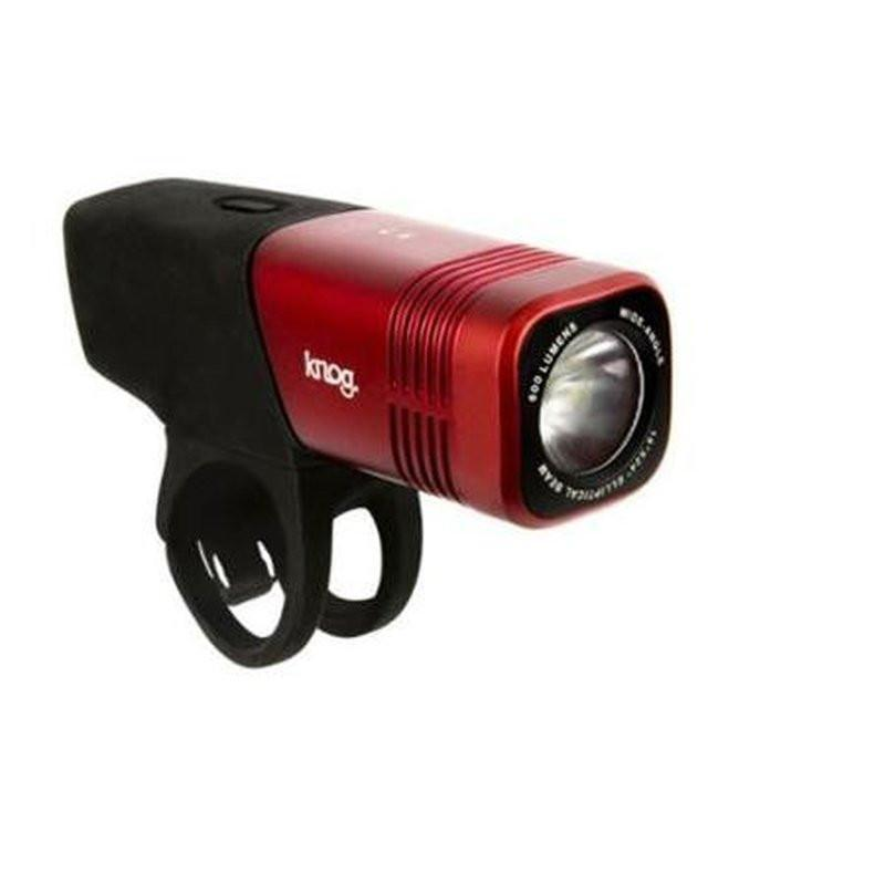 KNOG Blinder Arc 640-Bicycle Lights-KNOG-Ruby-Voltaire Cycles of Highlands Ranch Colorado