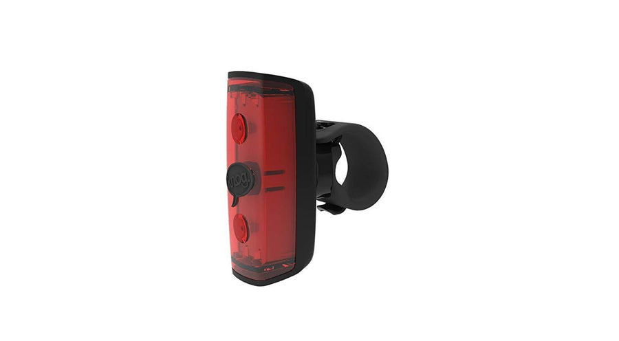Knog Pop R Rear Bicycle Light-Bicycle Lights-KNOG-Carbon-Voltaire Cycles of Highlands Ranch Colorado
