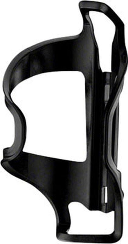 Lezyne Flow Cage SL - left side loading-Bicycle Water Bottle Cage Components-Lezyne-Voltaire Cycles of Highlands Ranch Colorado