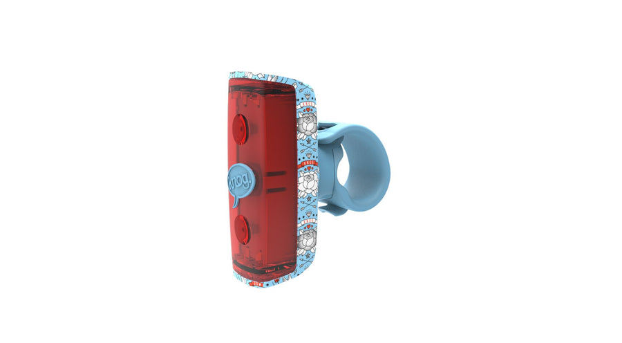 Knog Pop R Rear Bicycle Light-Bicycle Lights-KNOG-Voltaire Cycles of Highlands Ranch Colorado