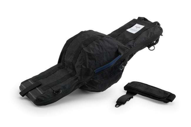 Onewheel Double Black Onewheel Slingpack-Backpacks-Future Motion (Onewheel)-Voltaire Cycles of Highlands Ranch Colorado