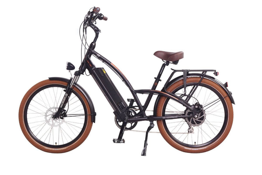 Magnum Lowrider Cruiser-Electric Bicycle-Magnum-Voltaire Cycles of Highlands Ranch Colorado