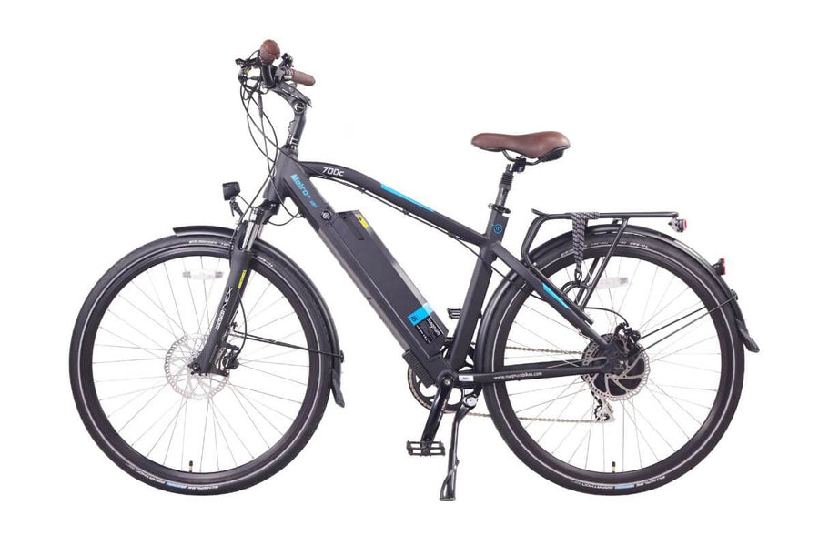 Magnum Metro+ 700c-Electric Bicycle-Magnum-Voltaire Cycles of Highlands Ranch Colorado