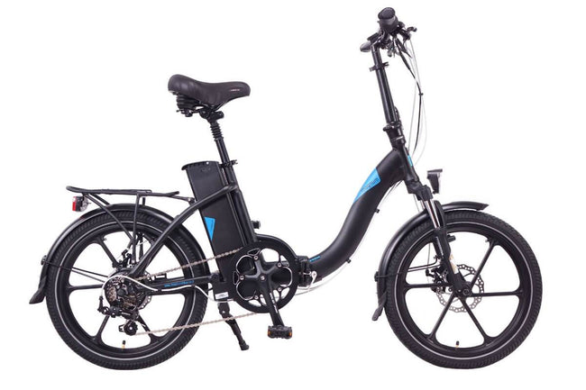 Magnum Premium 48v Low-Step 28mph Speed Pedelec Folding E-Bike-Electric Bicycle-Magnum-Voltaire Cycles of Highlands Ranch Colorado