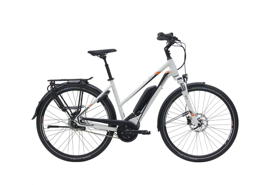 Pegasus Premio Sport Step-Thru-Electric Bicycle-Pegasus-45cm-Voltaire Cycles of Highlands Ranch Colorado