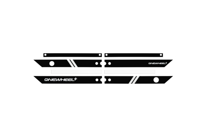 Onewheel Rail Guards +-Electric Skateboard Parts-Onewheel-Black-Voltaire Cycles of Highlands Ranch Colorado