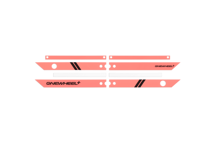 Onewheel Rail Guards +-Electric Skateboard Parts-Onewheel-Coral-Voltaire Cycles of Highlands Ranch Colorado