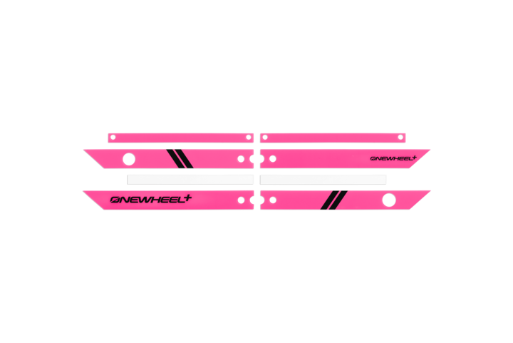 Onewheel Rail Guards +-Electric Skateboard Parts-Onewheel-Fuchsia-Voltaire Cycles of Highlands Ranch Colorado