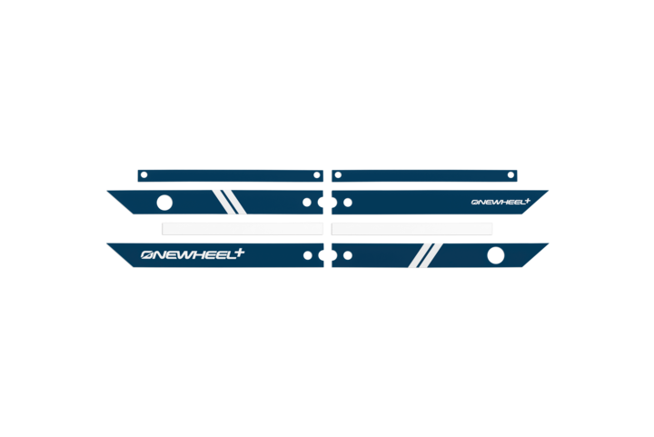 Onewheel Rail Guards +-Electric Skateboard Parts-Onewheel-Navy Blue-Voltaire Cycles of Highlands Ranch Colorado
