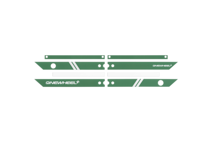 Onewheel Rail Guards +-Electric Skateboard Parts-Onewheel-Dark Olive-Voltaire Cycles of Highlands Ranch Colorado