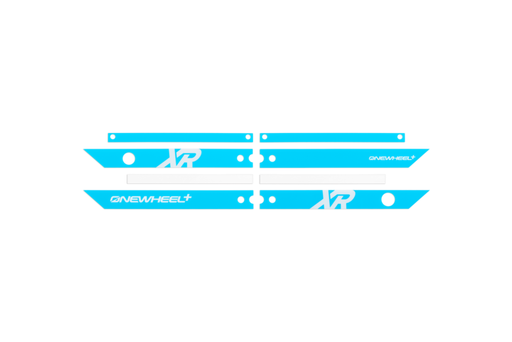 Onewheel Rail Guards XR-Electric Skateboard Parts-Onewheel-Hot Blue-Voltaire Cycles of Highlands Ranch Colorado