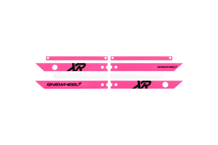 Onewheel Rail Guards XR-Electric Skateboard Parts-Onewheel-Fuchsia-Voltaire Cycles of Highlands Ranch Colorado