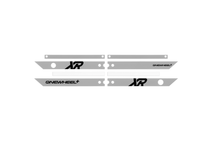 Onewheel Rail Guards XR-Electric Skateboard Parts-Onewheel-Light Grey-Voltaire Cycles of Highlands Ranch Colorado
