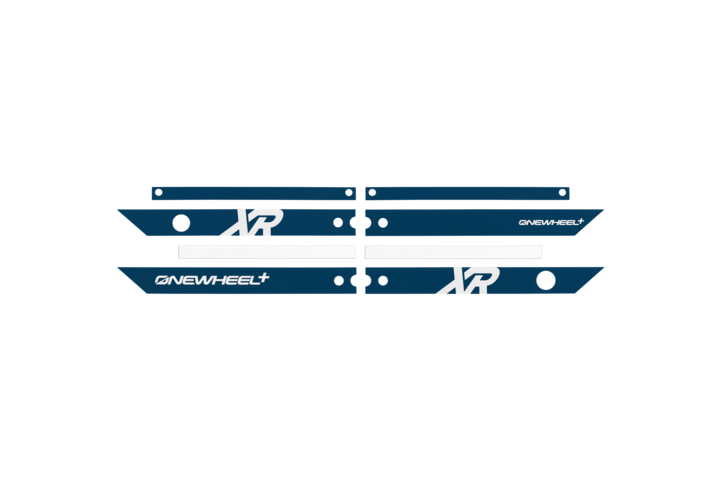 Onewheel Rail Guards XR-Electric Skateboard Parts-Onewheel-Navy Blue-Voltaire Cycles of Highlands Ranch Colorado