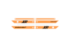 Onewheel Rail Guards XR-Electric Skateboard Parts-Onewheel-Fluorescent Orange-Voltaire Cycles of Highlands Ranch Colorado
